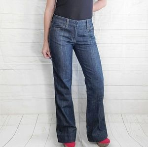 7 for all mankind A pocket bootcut jeans size 28